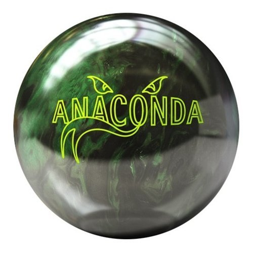 Buy Brunswick Anaconda Bowling Ball – Second B004P49D50