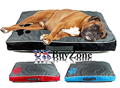 Large Waterproof Dog Pet Cat Bed Mat Cushion Mattress Double Sided Washable Cover