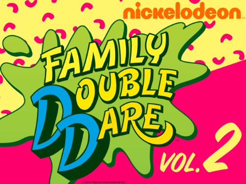 Family Double Dare Volume 2
