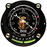 Weems & Plath Nautilus Collection 1.5 High Sensitivity Barometer with Inclinometer