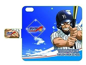 手帳型スマホケース ダイヤのA 09 轟雷市 iPhone6専用