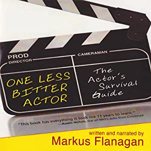 One Less Bitter Actor Audiobook