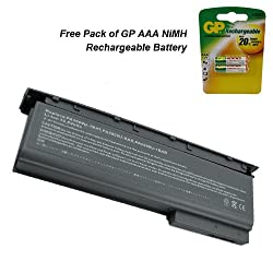 Toshiba Tecra 8100 Laptop Battery - Premium Powerwarehouse Battery 6 Cell