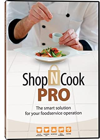 Shop'NCook Pro for Windows and Mac