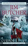 Cursor's Fury (Codex Alera, Book 3) by Jim Butcher cover image