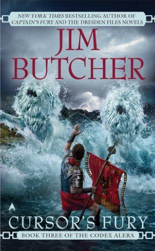 Cursor's Fury (Codex Alera, Book 3) by Jim Butcher