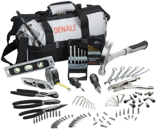 510OiX%2Bzr%2BL Cheap Denali 115 Piece Home Repair Tool Kit