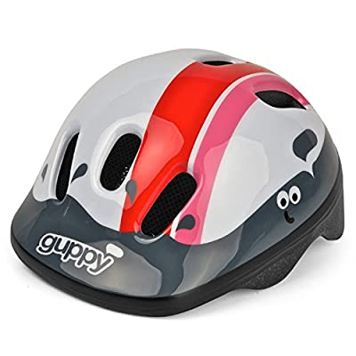 Polisport 67697 Baby Girl's Helmet 44 to 48 cm Pink / White from Weeride