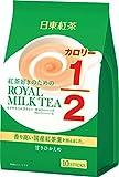 日東紅茶 ロイヤルミルクティー カロリーハーフ スティック 10本入り×6個