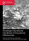 Routledge International Handbook of Educational Effectiveness (Routledge International Handbooks of Education)