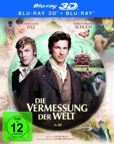 Die Vermessung der Welt (+ Blu-ray) [Blu-ray 3D]