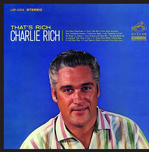 Charlie Rich - Sun Record Company Collector
