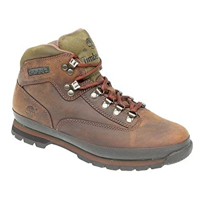 timberland heritage leather euro hiker boots homme