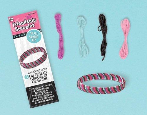 Rocker Girl Friendship Bracelets 12ct - 1
