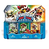 Skylanders Trap Team: Funny Bone, Chopper, & Shroomboom - Triple Character Pack