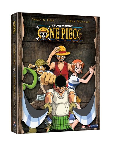 ワンピース DVD-BOX シーズン1 Part1 First Voyage(1-13話 320分収録)