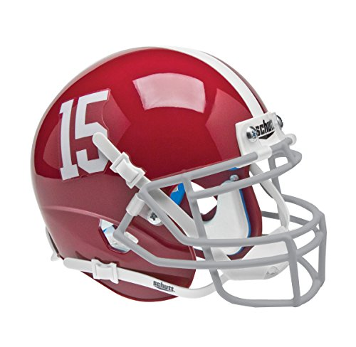 NCAA Alabama Collectible Mini Football Helmet (Schutt Football Helmet Pads compare prices)