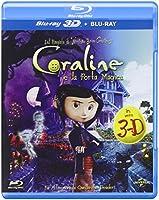Coraline E La Porta Magica (3D) (Blu-Ray 3D+Blu-Ray)