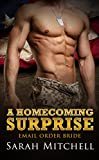 ROMANCE: A Homecoming Surprise (Cowboy BBW Military Romance) (Western Pregnancy Rancher Contemporary Book 1)