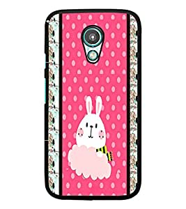 PrintDhaba Bunny D-3821 Back Case Cover for MEIZU M1 NOTE (Multi-Coloured)