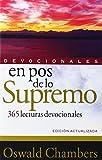 En pos de lo supremo (Spanish Edition)