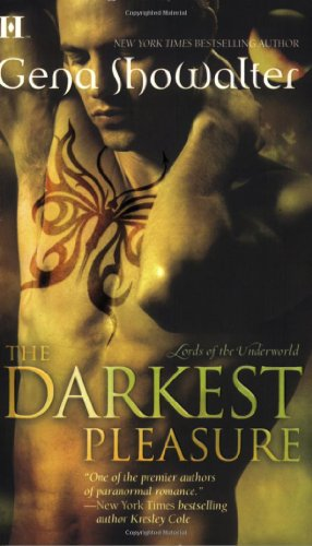 Image of The Darkest Pleasure (Lords of the Underworld, Book 3)