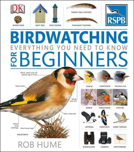 RSPB Birdwatching for Beginners (Dk Rspb)