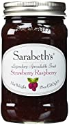 Sarabeth's Strawberry Raspberry Fruit…