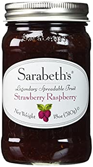 Sarabeth's Strawberry Raspberry Fruit…