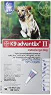 Bayer Advantix II, Extra Large Dogs,…