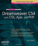 David Powers The Essential Guide to Dreamweaver CS4 with CSS, Ajax, and PHP (Essentials)