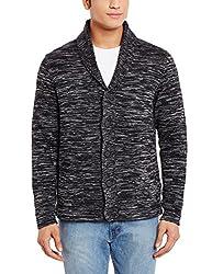 Nautica Mens Cotton Sweater (8907259494623_NTS539280TB_Medium_Black)