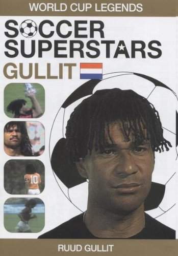 Soccer Superstars: World Cup Heroes - Ruud Gullit [DVD]