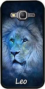 PrintVisa Zodiac Leo Case Cover for Samsung Galaxy Core Prime