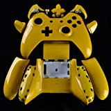 Designer Polished Shiny Yellow Replacement Controller Shell and Button Kit for Xbox One