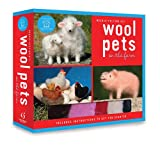 Wool Pets on the Farm Needle Felting Kit