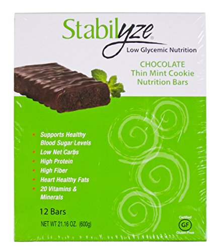 Stabilyze chocolat mince menthe Cookie Nutrition,
