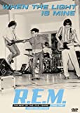 cover of R.E.M. - When the Light is Mine... The Best of the I.R.S. Years 1982-1987 Video Collection