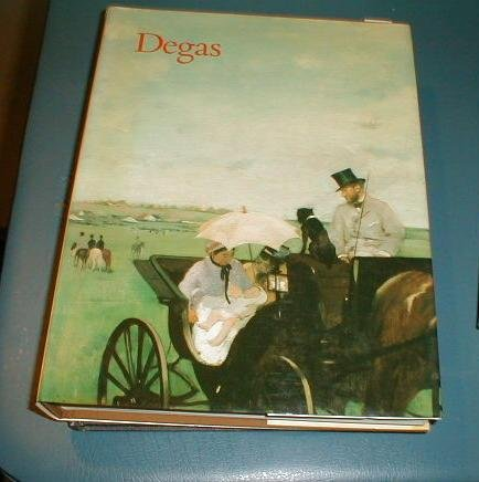 Degas: [an exhibition held at the] Galeries nationales du Grand Palais, Paris, 9 February-16 May 1988, National Gallery of Canada, Ottawa, 16 June-28 ... New York, 27 September 1988-8 January 1989 (Ottawa Canada compare prices)