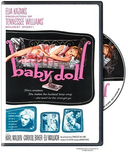 Baby Doll [DVD] [1956] [Region 1] [US Import] [NTSC]