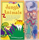 img - for Touch & Fit: Jungle Animals book / textbook / text book