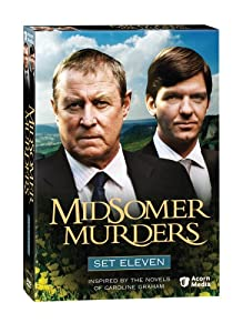 Midsomer Murders: Set 11 (The House in the Woods / Dead Letters / Vixen's Run / Down Among the Dead Men)