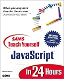 Sams Teach Yourself JavaScript in 24 Hours (2nd Edition)