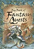 The Usborne Big Book of Fantasy Quests (Usborne Fantasy Adventure) Andrew Dixon