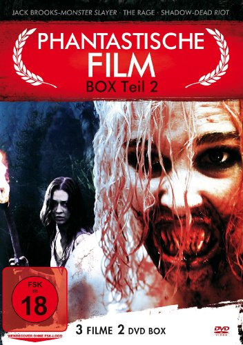 Phantastische Film Box Vol. 2 [2 DVDs]
