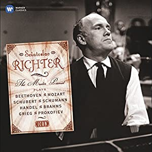 Icon : Sviatoslav Richter - L'Intégrale des enregistrements EMI (Coffret 14 CD)