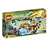 LEGO Ninjago The Golden Dragon 70503 thumbnail