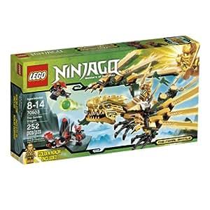 Amazon.com: LEGO Ninjago The Golden Dragon 70503: Toys & Games
