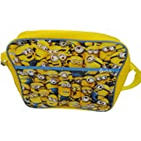 Despicable Me Minions Messenger School Bag