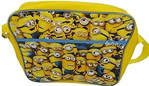 Despicable Me Minions Messenger School Bag